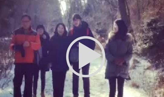 [지역복지 실천사례 연구팀] 2014년, 힘찬 출발을 위한 쉼의 시간을 갖다!
