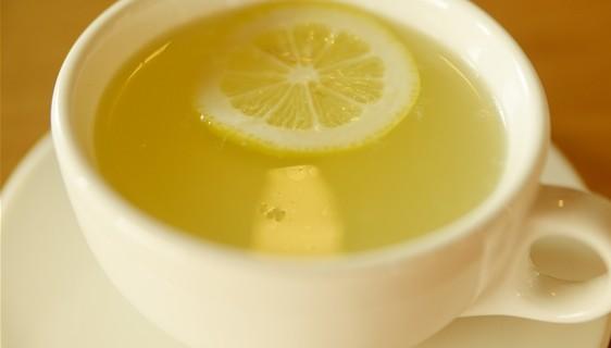 [한상진의 마음길] 레몬차